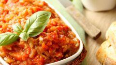 Как приготовить кабачковую икру с томатной пастой