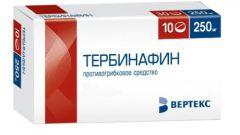 Тербинафин: инструкция по применению, цена, отзывы, аналоги