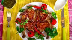 4 простых и вкусных рецепта из цыпленка