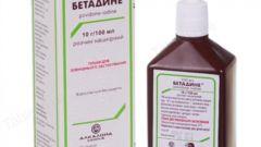 Бетадине: инструкция по применению, показания, цена