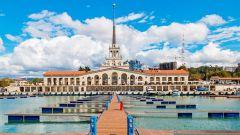 Морской вокзал Сочи: описание, история, экскурсии, точный адрес