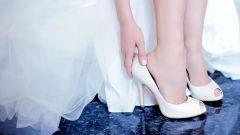 Как невесте выбрать свадебные туфли своей мечты