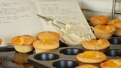 Рецепт маффинов из апельсиновых корок