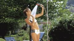 Дачный душ-топтун: что это такое, удобство применения