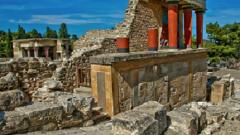 Кносский дворец: описание, история, экскурсии, точный адрес