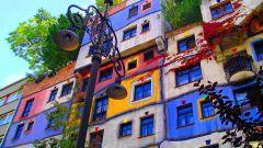 Дом Хундертвассера: описание, история, экскурсии, точный адрес