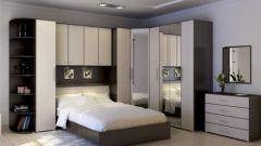Как выбрать стенку в спальню