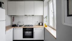 Каким должен быть дизайн маленькой кухни: работающие советы