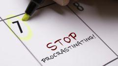 7 научно обоснованных способов остановить прокрастинацию