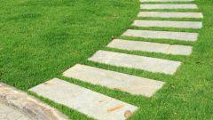 Как защитить ступени и садовые дорожки из бетона