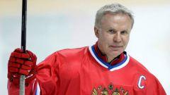 Кто такой Вячеслав Александрович Фетисов (биография, семья, достижения)?