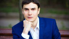 Кто такой Сергей Шаргунов: биография, личная жизнь, семья, дети