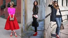 Как подобрать туфли к одежде