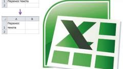 Как сделать перенос текста в ячейке в Эксель (Excel)