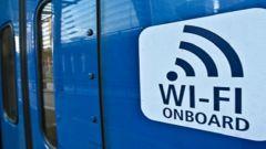 Есть ли wi-fi в поездах РЖД?
