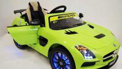 Детский электромобиль: как выбрать?