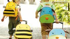 Как выбрать хороший детский чемодан