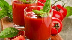 Вкуснейший домашний томатный сок. Как приготовить?