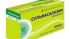 Сульфасалазин: инструкция по применению, показания, цена
