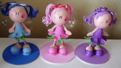 Как сделать куклу из фоамирана своими руками