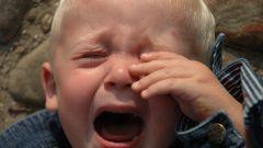 Причины детских капризов