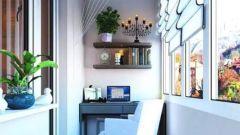 Как сделать полки на балконе своими руками дешево и красиво