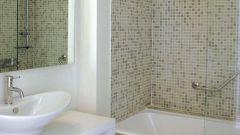 Как сделать дизайн ванной с мозаикой и плиткой