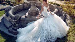 Шикарные фасоны свадебных платьев