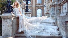 Пленительный образ невесты: красивые модели свадебных платьев