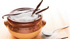 Как приготовить ванильный сахар