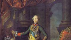 Биография императора Петра III