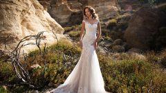 Нежность и очарование: как подобрать свадебное платье по фигуре?