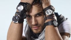 Как выбрать стильную модель мужских наручных часов