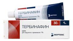 Тербинафин: инструкция по применению, показания, цена