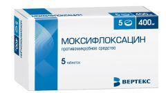 Моксифлоксацин: инструкция по применению, показания, цена