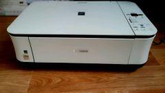 Как самостоятельно заправить принтер HP MP252