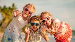 Как правильно организовать летний отдых с маленькими детьми