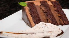 Как сделать торт-мороженое в домашних условиях