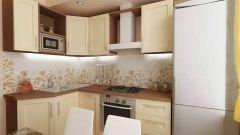Как выбрать кухонный гарнитур для малогабаритной квартиры