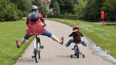 Почему ваш ребенок обязательно должен кататься на велосипеде