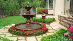 Эстетика на дачном участке: какой фонтан выбрать для дачи?