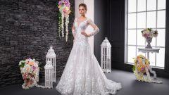Как подобрать красивое свадебное платье по фигуре