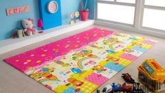 Как выбрать ковер для детской комнаты