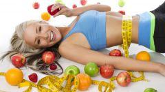 Как  худеть с помощью диет