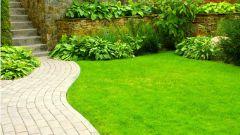 Как выложить плитку для сада своими руками
