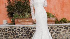 Кружевное свадебное платье: как подобрать изысканный вариант