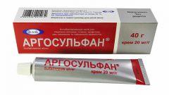Аргосульфан: инструкция по применению, показания, цена