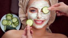 3 эффективных маски для лица из огурцов