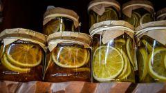 Как сделать варенье из лимонов в мультиварке