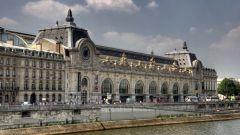 Музей Орсе в Париже (Musée d'Orsay): история, экспонаты, время работы